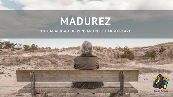 Madurez Diego Jurado